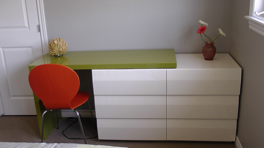 What Is Laminate Furniture