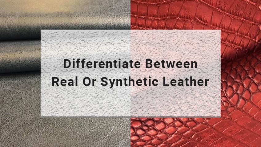 Real Or Synthetic Leather