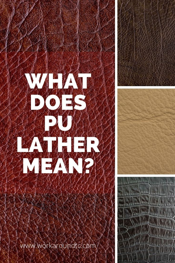 What Is Pu Leather