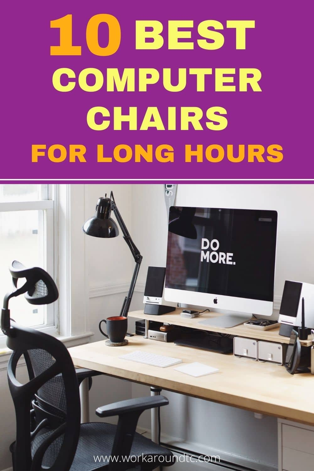 best office chair for long hours