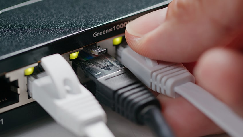Fix The Poor Internet Connection