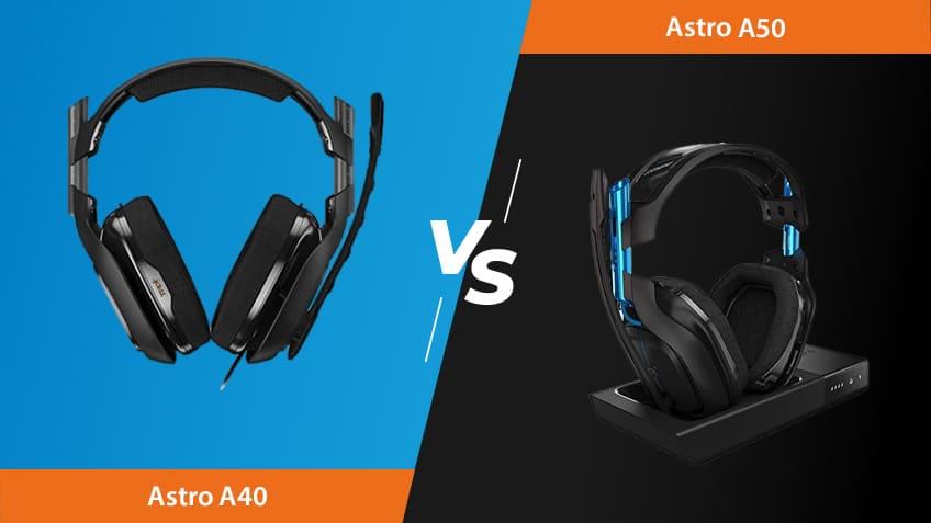 Astro A40 Vs Astro A50