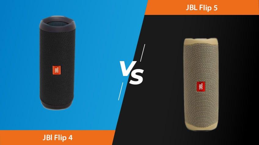 Jbl Flip 4 Vs. Flip 5