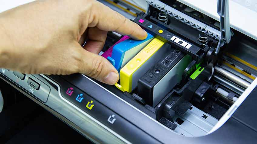 how to disable hp cartridge protection