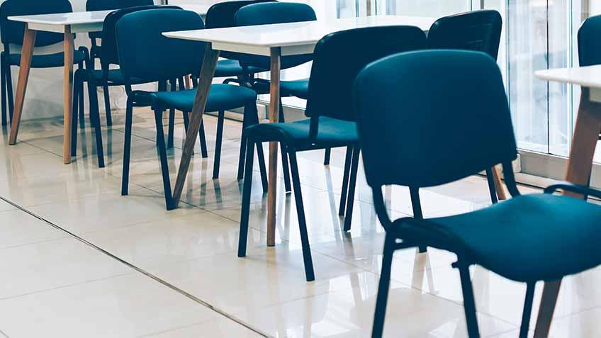 best glass chair mat