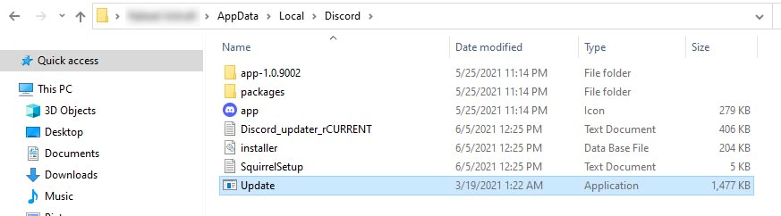 appdata local discord